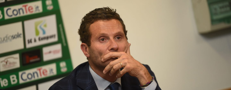 """De Vito sul mercato: """"Non sarà un Avellino giovane"""""""