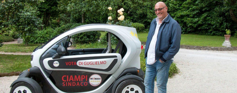 Antonello Di Guglielmo, l'architetto ambientalista candidato col M5S
