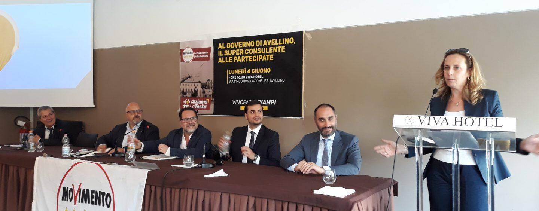 """M5S, Capozzi alle Partecipate: """"Troppi danni da Mancino e De Mita"""". Ciampi bacchetta Cipriano"""