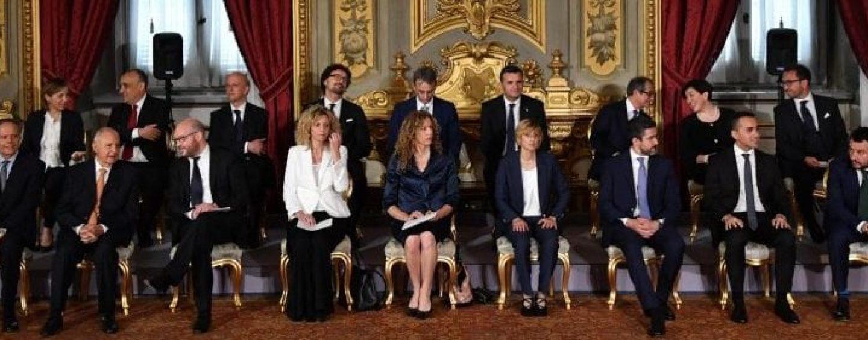 Passaggio di consegne tra Gentiloni e Conte: ecco il nuovo Governo