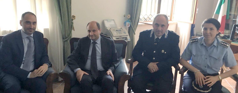 """Gubitosa in visita al carcere di Avellino: """"Massimo impegno per risolvere le carenze strutturali"""""""