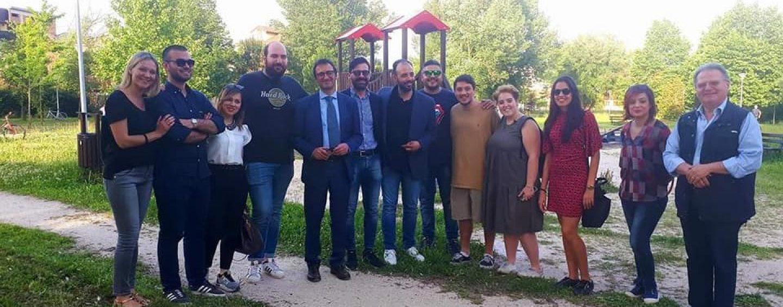 """Giovani Democratici: """"Pizza rappresenta la città che vogliamo"""""""
