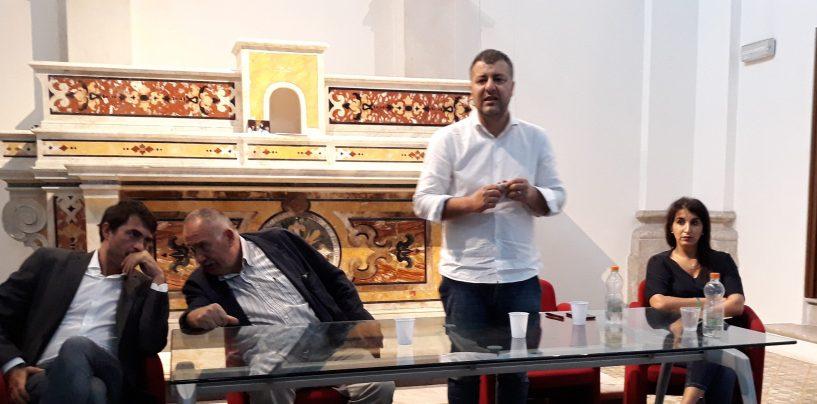 Lavoro e diritti sociali: assemblea di SI con Fratoianni e De Palma