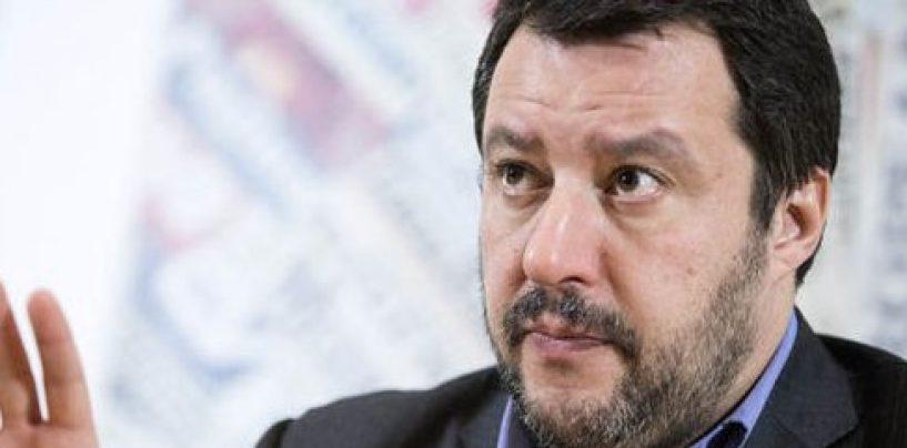 Lega, annullata la visita di Salvini ad Avellino