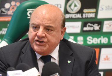 """Avellino sbattuto fuori, Taccone non si arrende: """"La spunteremo"""""""