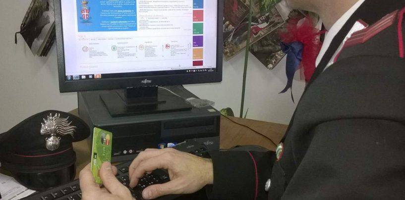 Truffe da migliaia di euro alle ricevitorie: due donne denunciate dai Carabinieri
