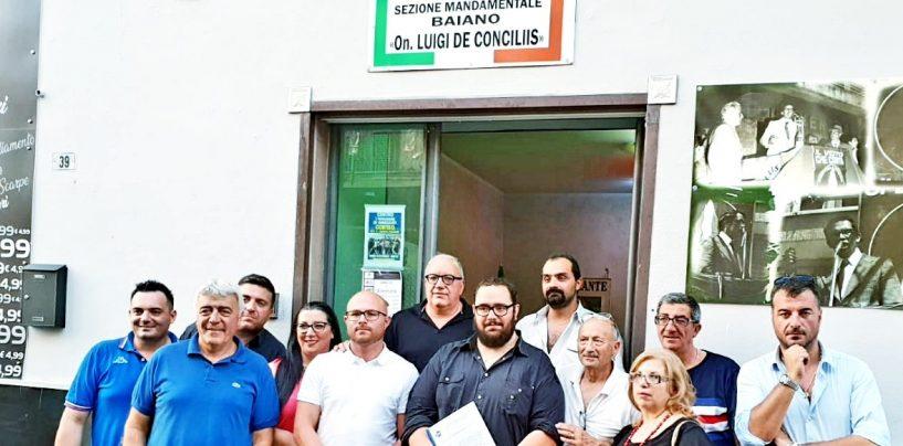 """MNS a confronto a Baiano: """"Un piano per lo sviluppo della Campania"""""""