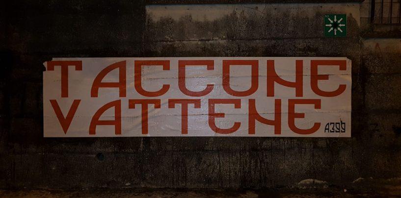 FOTO/ Avellino, la contestazione avanza: è la notte degli striscioni