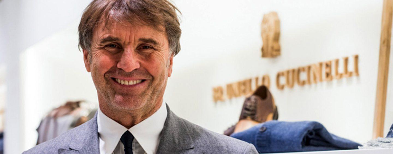La moda italiana fa tappa al Goleto con Brunello Cucinelli
