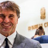 """Irpinia in vetrina con l'imprenditore del """"made in Italy"""" Cucinelli"""