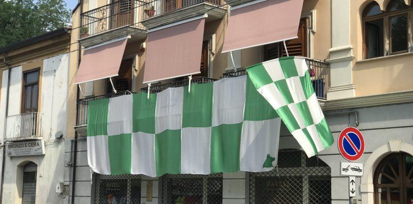 Avellino, la B passa per il Coni: la provincia si tinge d'orgoglio