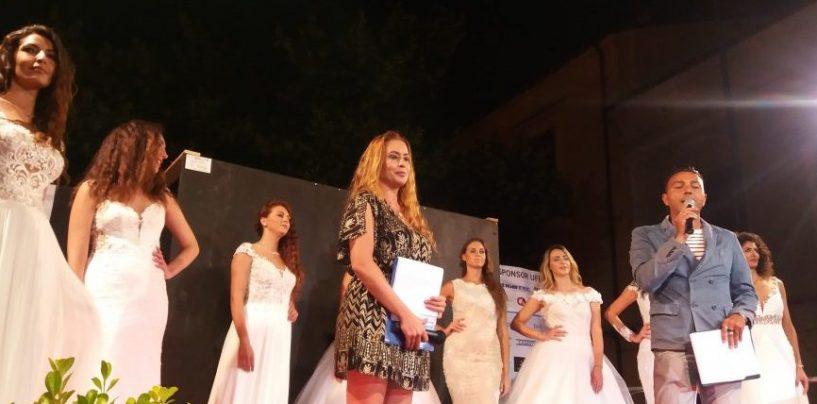 Fashion Show, bagno di folla a Volturara con Daniela Fazzolari