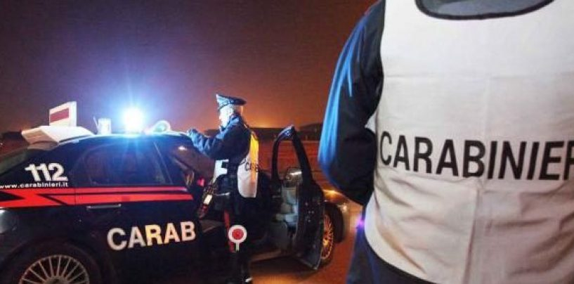 Benevento, sorvegliato speciale sorpreso alla guida di un'auto: arrestato