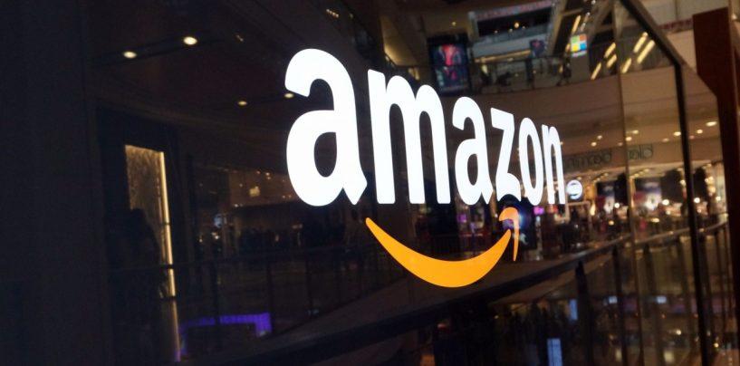 Amazon investe al Sud: inaugurato il deposito di Arzano