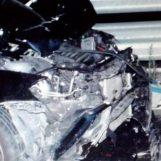 Auto contromano, scontro frontale e sei morti