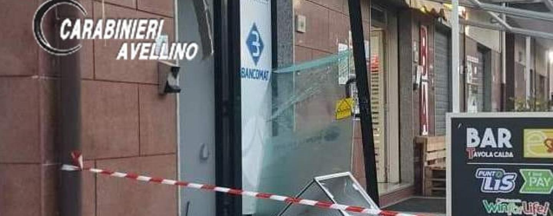 Esplosione nella notte: assalto al bancomat a Montoro