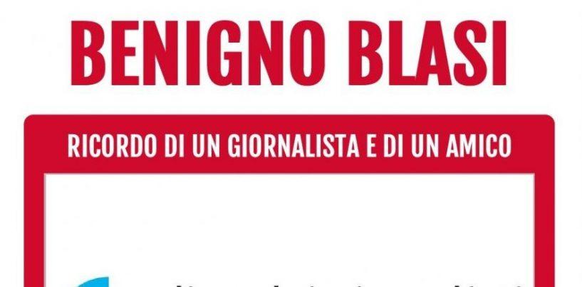I giornalisti campani ricordano il collega ed ex sindaco di Grottaminarda Benigno Blasi