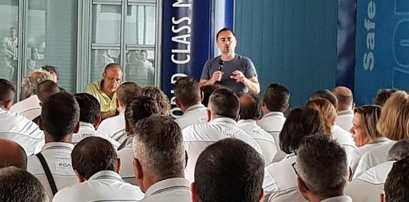 """Vertenza IIA, nuova tappa a Roma. De Palma (Cgil): """"Situazione insostenibile"""""""