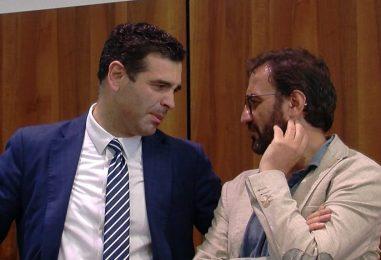 """VIDEO/ Consuntivo, Pizza: """"Difficilmente lo voteremo. Presidenza del Consiglio? Non faremo nomi"""""""