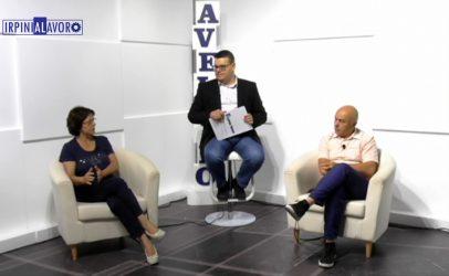 VIDEO/ IrpiniALavoro, Curcio e Meninno sul destino dell'Irisbus e il rebus Gruppioni