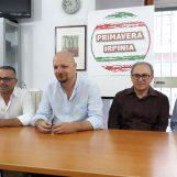 """Bimonte, Primavera Irpinia, sul Ferragosto: """"Non poteva andare diversamente"""""""