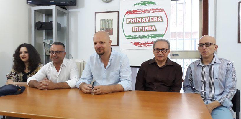 """Primavera Irpinia riparte e diventa grande: """"Rappresentiamo la destra che non crede più nei partiti"""""""