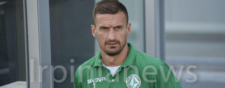 Calcio Avellino, tuffo nel passato: Morero rivede il biancoverde