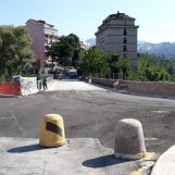 Ponte della Ferriera, lavori ultimati. Rush finale per la riapertura
