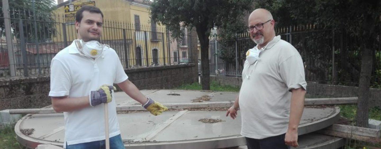 """A Parco Santo Spirito i vecchi gazebo del Corso, Ciampi: """"Li rimuoveremo"""""""