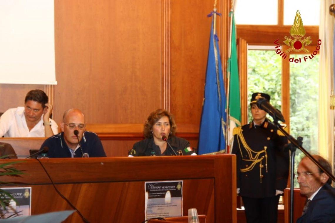 FOTOGALLERY/ Cinque anni dalla tragedia di Acqualonga, l'Irpinia ricorda le vittime