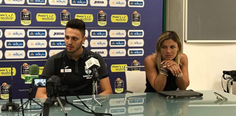 """Campogrande sposa il progetto Sidigas: """"Qui per migliorarmi. L'A1? Non mi spaventa"""""""