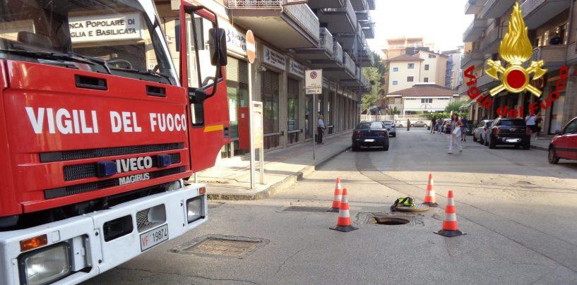 Avellino e Solofra: triplo intervento dei caschi rossi nella scorsa notte
