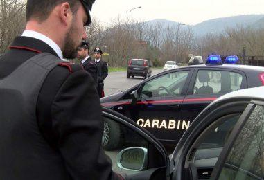 """""""Ferragosto sicuro"""", controlli a tappeto in Irpinia: 3 arresti e 23 denunce"""