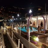 La notte di San Lorenzo alla SPA di Minori: apertura serale con percorso benessere, bagno in mare e bollicine