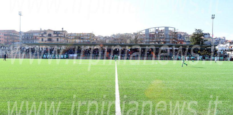 Serie D, San Tommaso-Fc Messina a Montemiletto con capienza ridotta