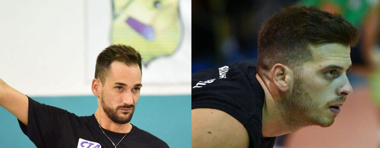 """Atripalda Volleyball, arrivano le conferme di De Prisco e Silvestri: """"Qui è una vera famiglia"""""""