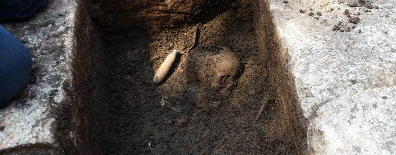 Pontelandolfo, rinvenute ossa e un teschio di epoca romana
