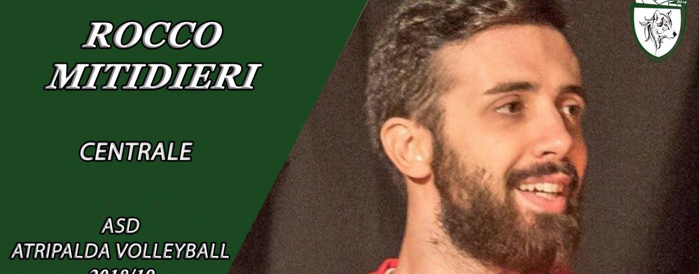 Serie B, Atripalda Volleyball alza il muro: Rocco Mitidieri è il nuovo centrale biancoverde