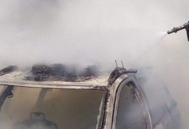 """In fiamme un'altra auto di Morano. Il consigliere comunale: """"Sono sotto attacco"""""""