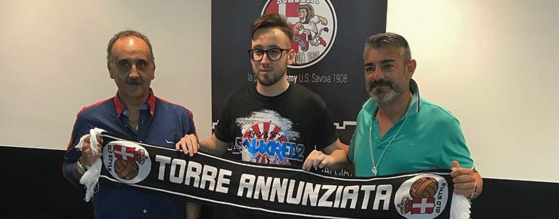 Calcio, l'ex Primavera Avellino Francesco Bocchetti passa al Savoia