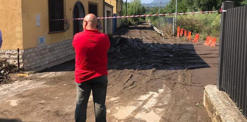Fenestrelle, dopo la pioggia Ciampi al lavoro per la messa in sicurezza del Ponte della Filanda
