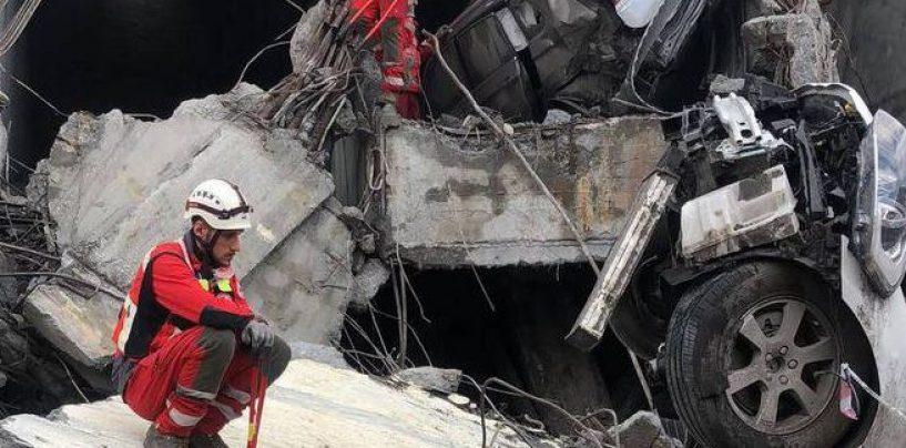 Solidarietà per gli sfollati di Genova, le Rsu-Ema aprono la raccolta fondi