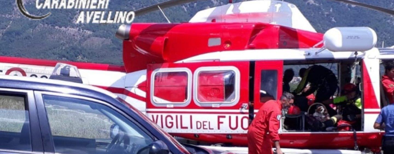 Cercatori di funghi dispersi sul Terminio: ritrovati grazie alle immediate ricerche dei Carabinieri