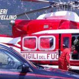 Cercatori di funghi si perdono nei boschi del Terminio: ritrovati con un elicottero