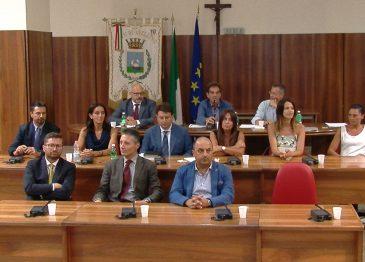 FOTOGALLERY/ Primo consiglio comunale dell'amministrazione Ciampi