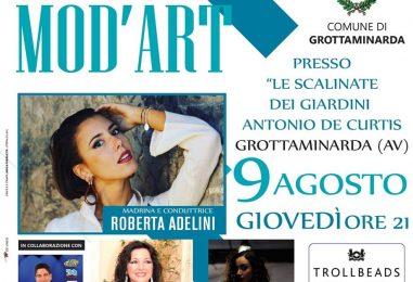Moda, musica, cabaret e pittura: torna Mod'Art a Grottaminarda