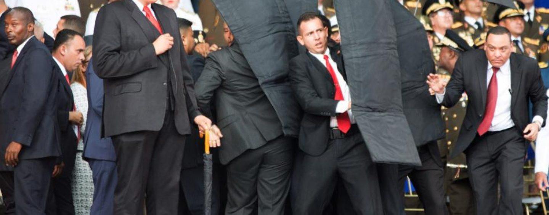 Paura a Caracas: attentato al presidente del Venezuela Maduro