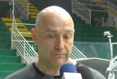 """VIDEO/ """"Cole nome importantissimo, questione Del Mauro non sia scusante"""". Sidigas, parla coach Vucinic"""