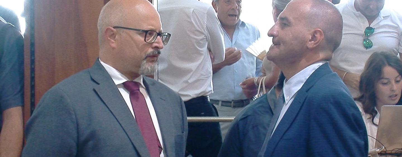 Ferragosto, summit Ciampi-capigruppo: nessuno sgambetto, ma resta il malumore