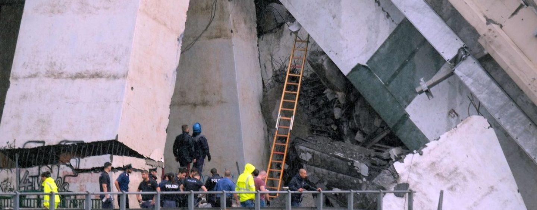 L'ombra della camorra sul ponte di Genova: due arresti